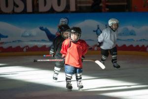 Неправильно подобранная хоккейная экипировка