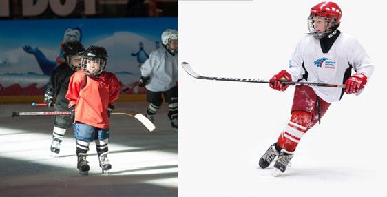 Правильный подбор хоккейной экипировки