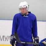 Хоккеист любитель