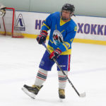 Хоккеист-любитель