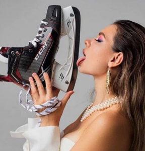 Хоккейные модели