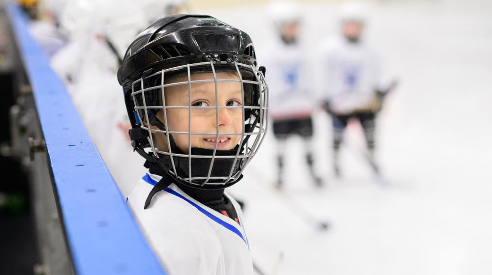 Щекотка в хоккее