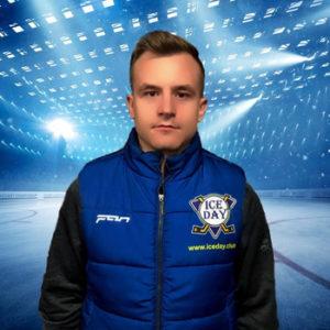 Тренер по хоккею в Москве Кривченко Егор Олегович