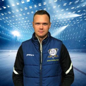 Тренер по хоккею в Москве Марковский Никита Алексеевич