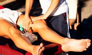 Спорттивный массаж