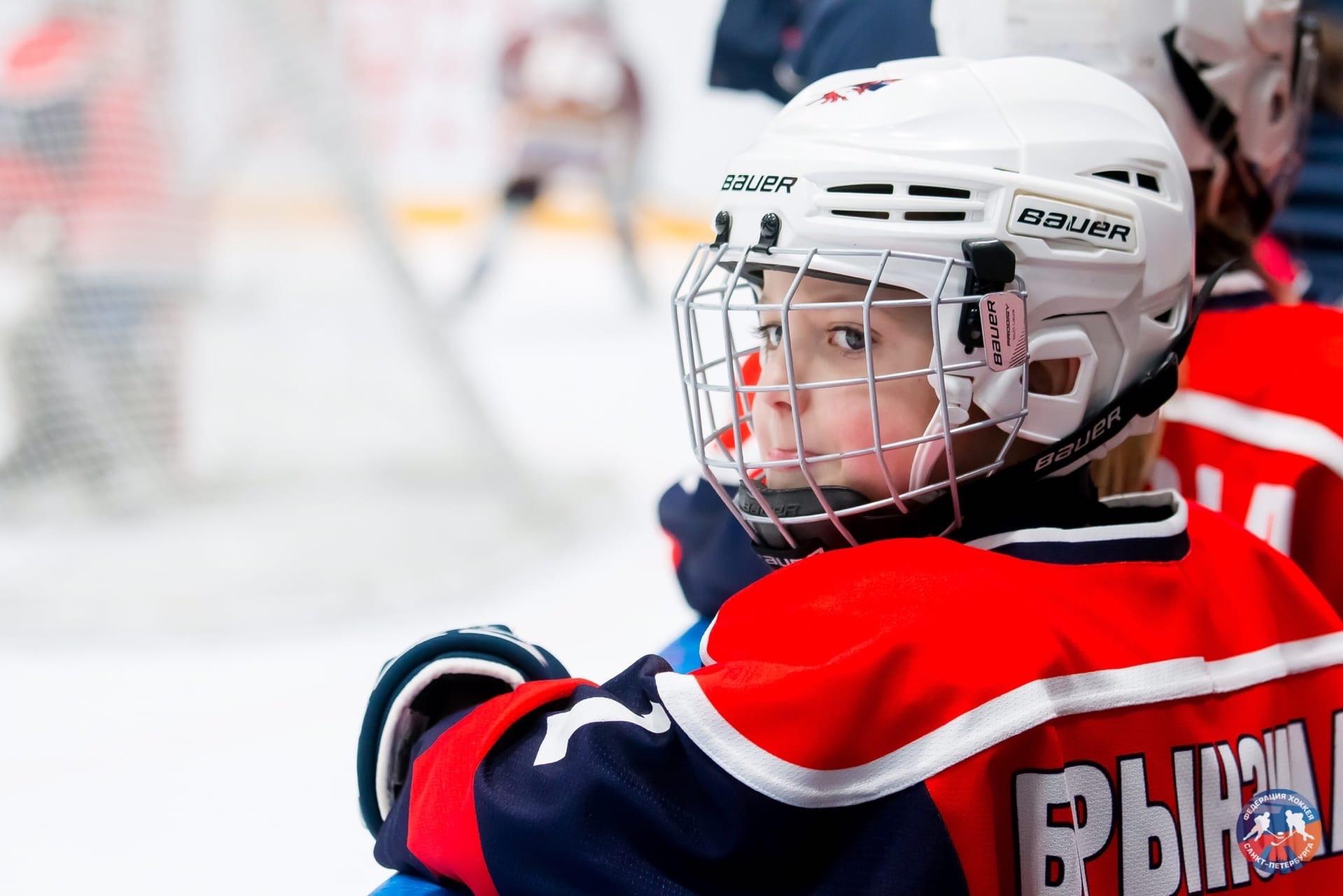 Набор в детскую хоккейную команду