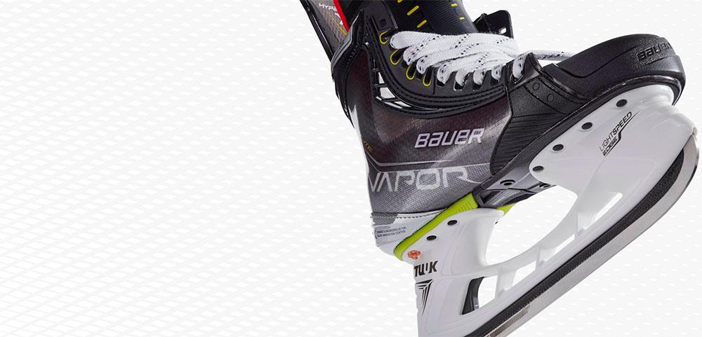 Подбор хоккейных коньков