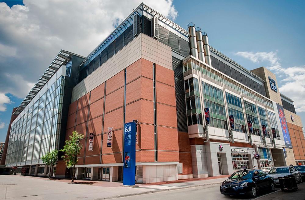 Bell Centre, Монреаль
