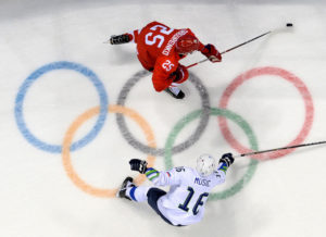 Хоккей олимпиада