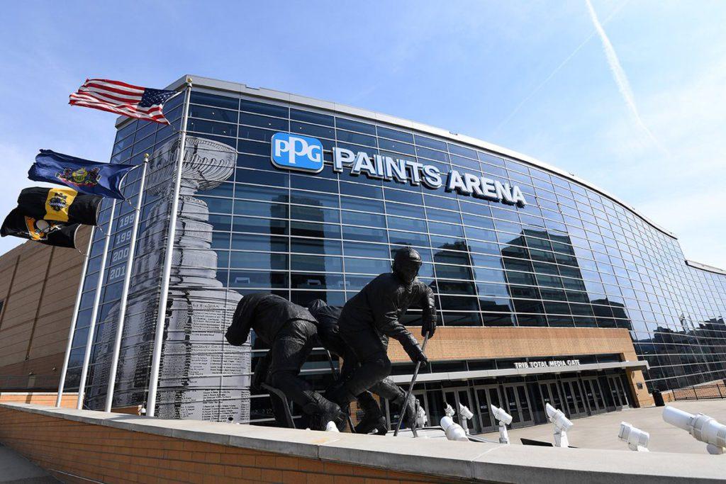 PPG Paints Arena, Питтсбург