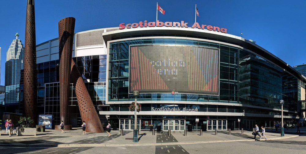 Scotiabank Arena, Торонто