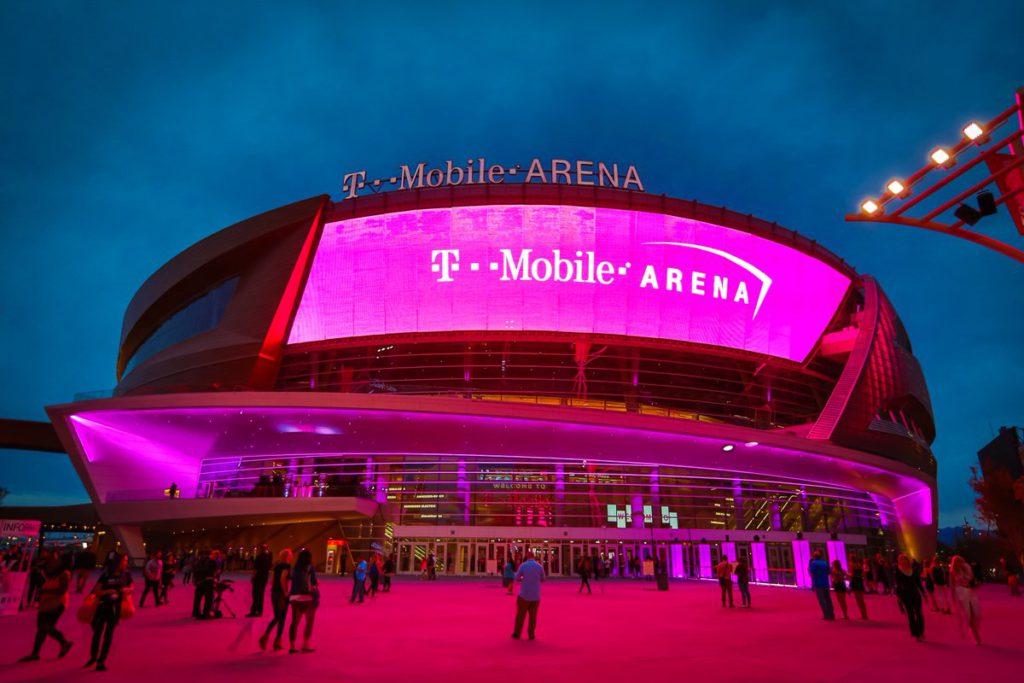 T-Mobile Arena, Лас-Вегас