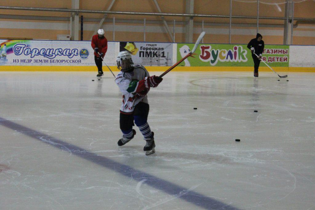 Хоккей для ребенка