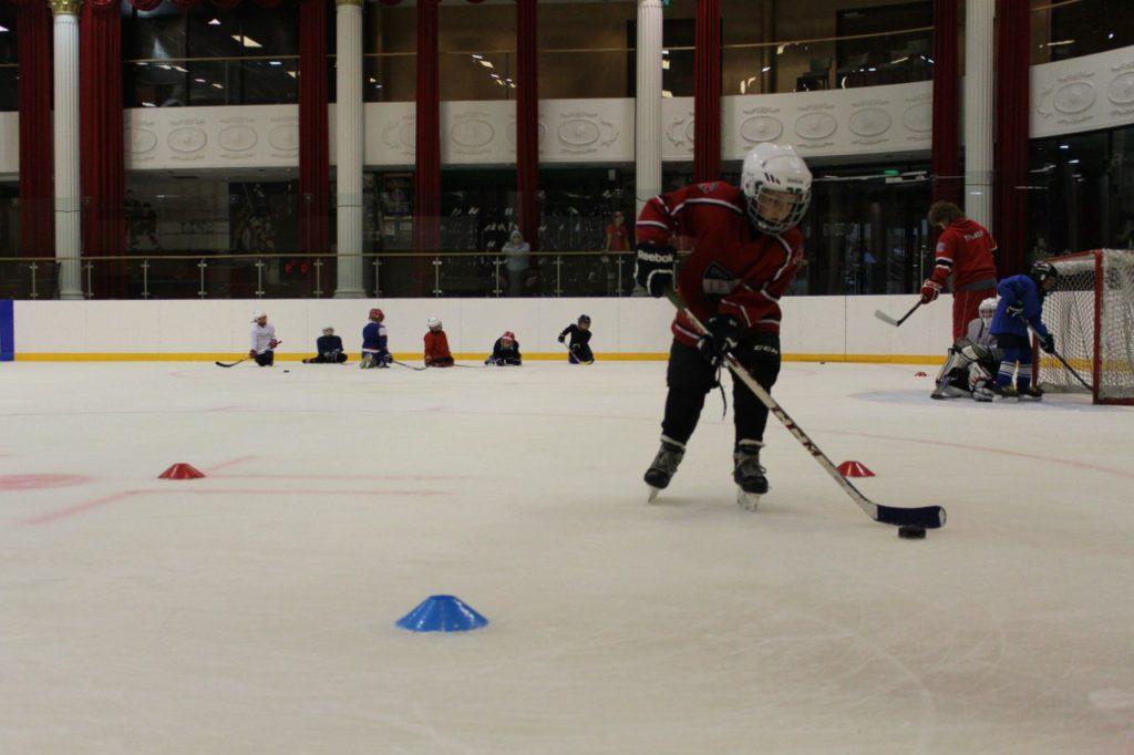 Хоккей дял детей
